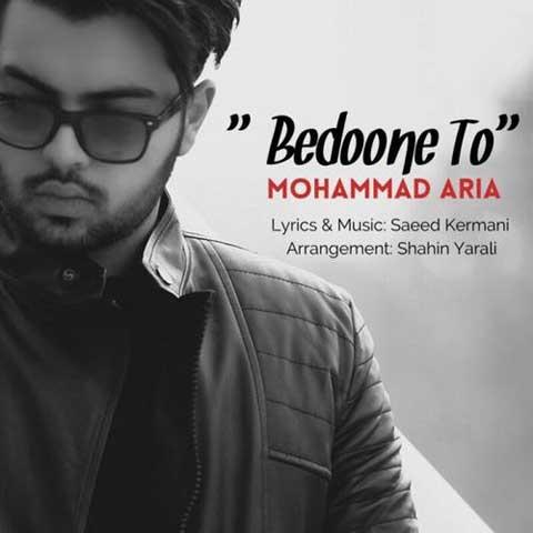 دانلود آهنگ محمد آریا بدون تو